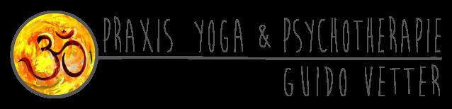 Logo Praxis für Yoga  und Psychotherapie  – Guido Vetter